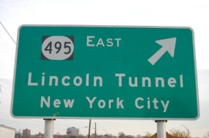 The not so dreaded Lincoln Tunnel
