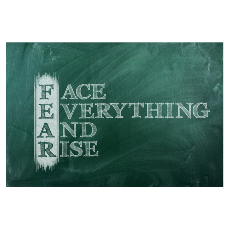 The art of being fearless. | Lisa Pote